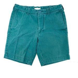 J Crew Flat Front chinos shorts